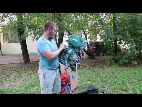 Охотничий рюкзак Nova Tour «Медведь 120» V3. Видеообзор.