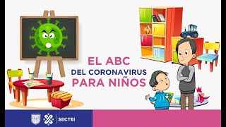 El ABC del Coronavirus para niños