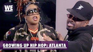 Jermaine Can Shut This Shit Down! | Growing Up Hip Hop: Atlanta | WE tv