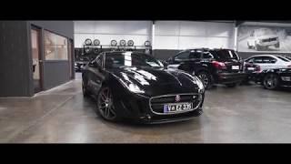 Jaguar F-TYPE R X152