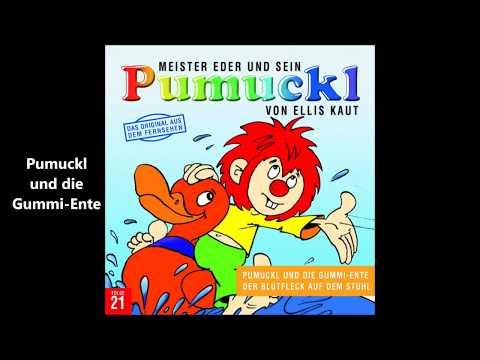 Pumuckl und die Gummi Ente - Kinder Hörspiel - Meister Eder und sein - CD MC Hörbuch audiobook