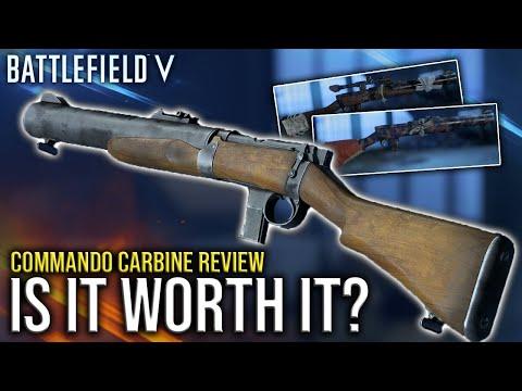 Madison : Commando carbine