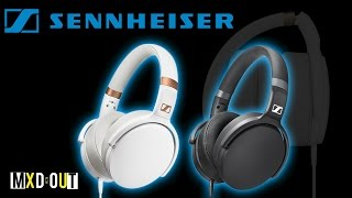 Sennheiser HD 4.30G White and Rose Gold Headphone Review