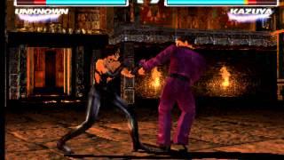 Tekken Tag Tournament 1 [Arcade] - play as Unknown (as single)