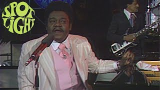 Fats Domino - Hello Josephine (Live on Austrian TV, 1977)
