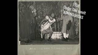 1958 Koning Midas (foto's)