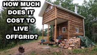 How Much Does it Cost to Live Off the Grid?