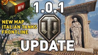 World of Tanks || Update 1.0.1 Preview