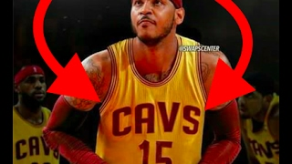 WILL CARMELO ANTHONY BE TRADED TO THE CAVS????