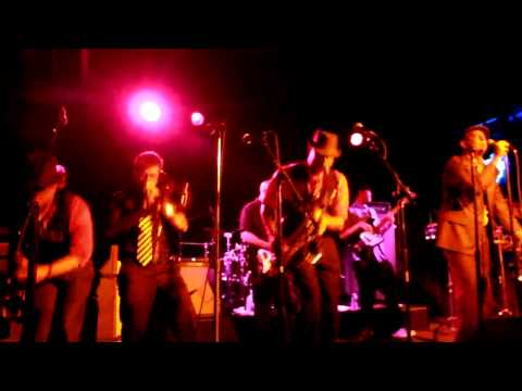 Shocks of Mighty at Belly Up