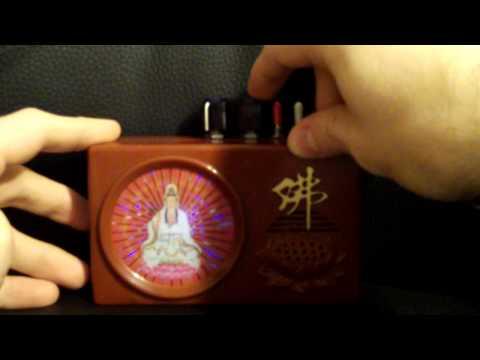Circuit Bent Buddha Box