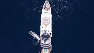Супер мега яхта LUNA HD SUPER YACHT