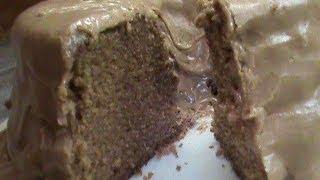 german chocolate bundt cake with cake mix