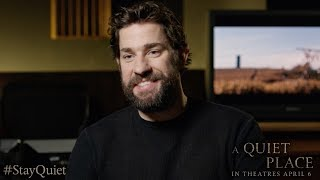 A Quiet Place (2018) - Director John Krasinski Interview - Paramount Pictures - Video Youtube