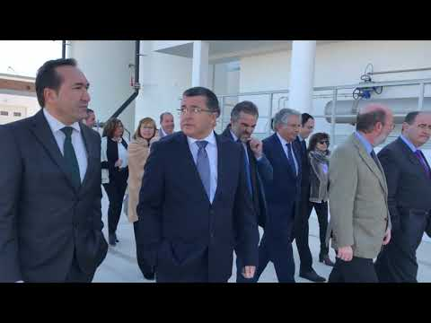 Inauguração da ETAR Faro - Olhão