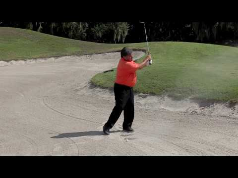 "Greenside Bunkers and Finding Your ""Swing Bottom"""