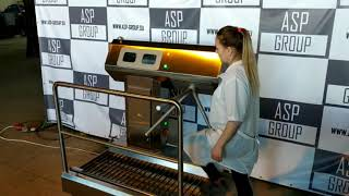 видео товара Санпропускник для пищевого производства