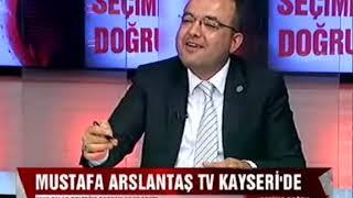 Murat Metiner ile Seçime Doğru-Mustafa Arslantaş 26.09.2018