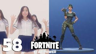 Fortnite: ALL 58 emotes and dances + Their real life original references [No bonuses] - dooclip.me