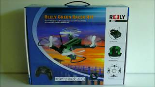 """Drohne """"Green Racer"""" von Conrad Electronic 