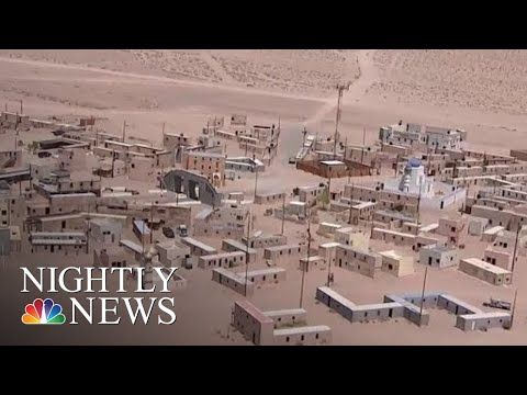 U.S. Military Using 'Role Players' For Military Training Exercises | NBC Nightly News
