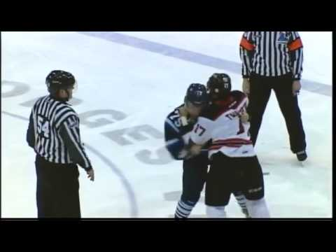 Yanick Turcotte vs Reid Halabi
