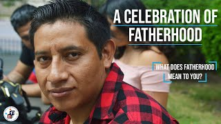 Jersey City's Celebration Of Fatherhood