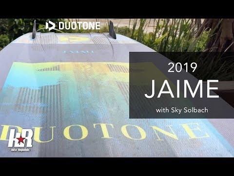 Duotone Jaime Twintip 2019