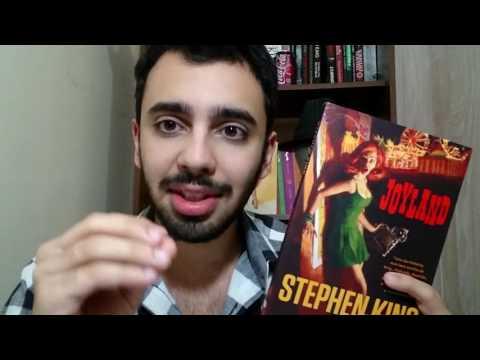 Joyland - Stephen King | Pra ser bom não precisa ser sempre terror! | Real x Ficcional