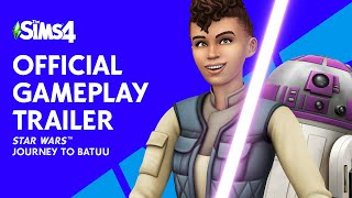 VideoImage1 The Sims™ 4 Star Wars™: Journey to Batuu