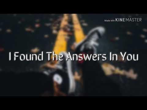 i found the answers in you loving caliber feat mia niles lyrics lyric video