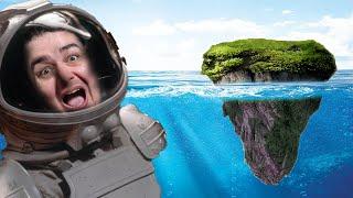 AN ISLAND!!
