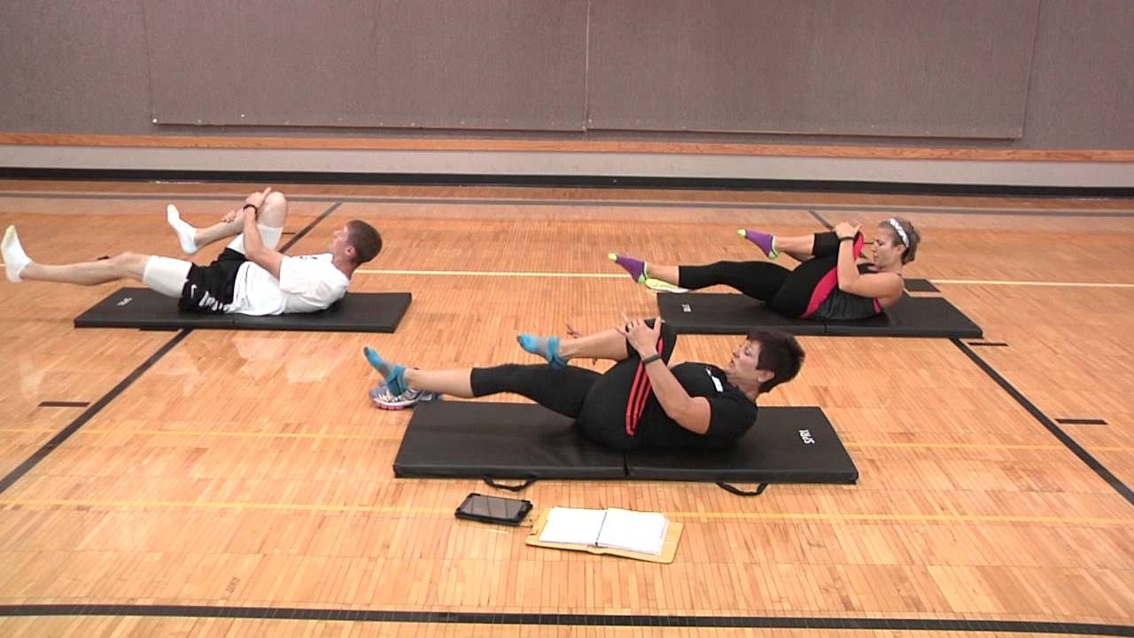 8-8-8 Workout