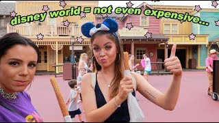 how i went to disney world for $77 total *flights, hotel, & tickets INCLUDED*