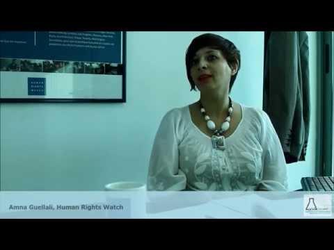 INTERVIEW - Quatre questions à Amna Guellali (HRW) - #1 - Comment définissez-vous le terrorisme?