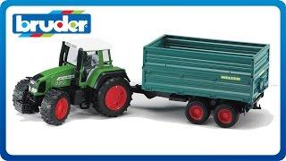 Fendt Favorit 926 Vario Tractor w . remolques