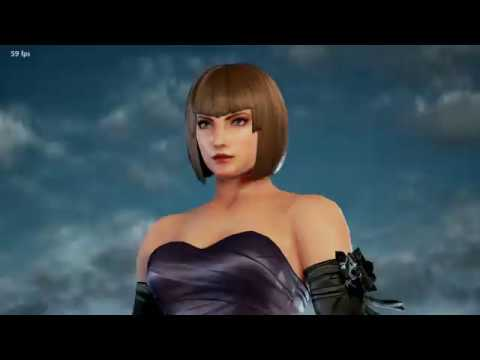 Dead Or Alive 5 Last Round: Anna Williams (Tekken 7 Dress