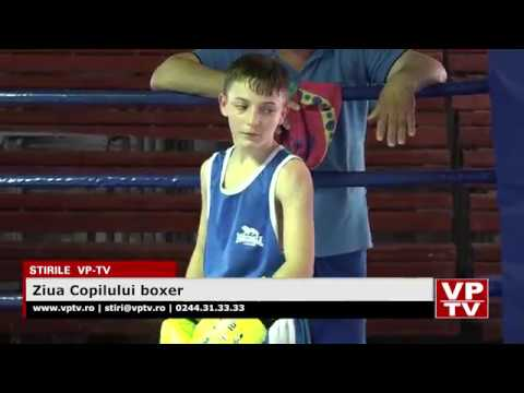Ziua Copilului boxer