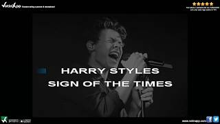 Harry Styles   Sign Of The Times (Karaoke HQ With Choir)