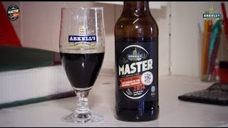 preview picture of video 'The Master (Stout) - Arkell's Brewery.'