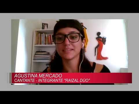 Raizal Dúo se presenta en la Usina Cultural