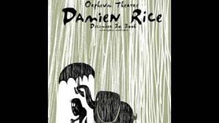 Amie - Damien Rice Live @ Orpheum Treatre