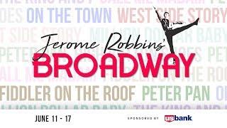 Jerome Robbin's Broadway at the MUNY