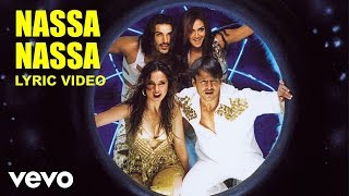 Nassa Nassa Lyric Video - Kaal|John Abraham,Vivek, Lara