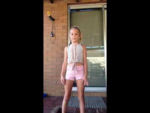 Kids Gymnastics At Home!