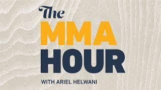 The MMA Hour: Episode 394 (w/Malignaggi, Rockhold, Felder in Studio, More)