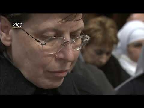 Célébration pénitentielle présidée par le Pape François