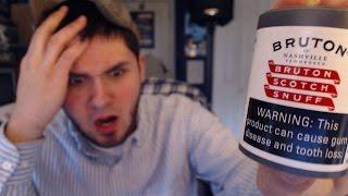 Trying Nasal Snuff (25K Subs!)