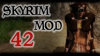 Skyrim Mod #42 - Character Creation Body Tattoo, Trade&Barter, Gleaming Falls