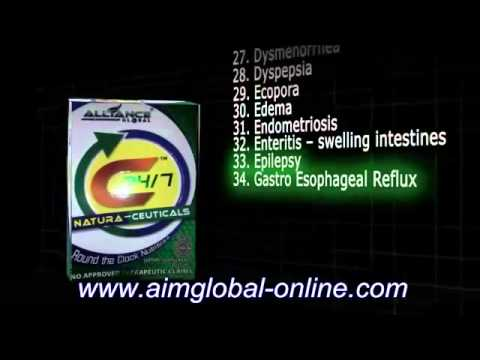 Video Our Flagship Products C 24/7 Natura Ceutical